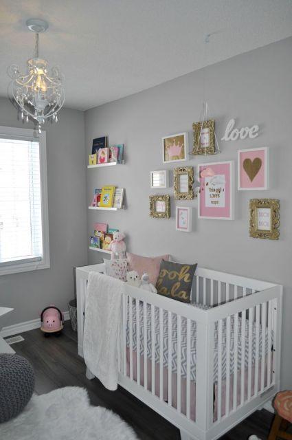 Decoração de Quarto de Bebê - 80 Modelos Com Fotos Para Você