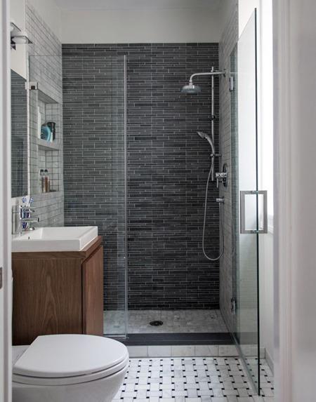 Revestimento para banheiro apartamento