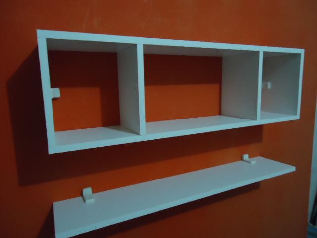 nichos para quarto em mdf