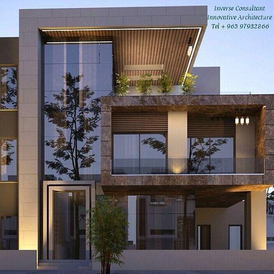 Fachadas de sobrados veja 110 modelos modernos e lindos for In home design consultant
