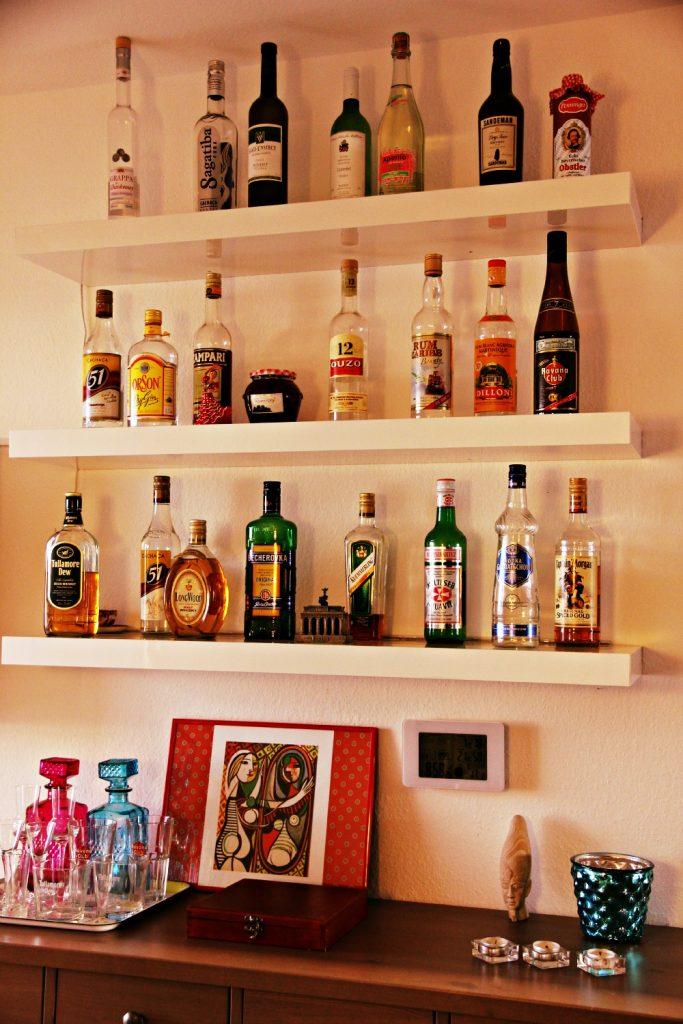 Bar de parede veja mais de 60 modelos para voc fazer - Bares pequenos para casas ...