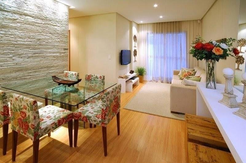 Sala de jantar pequena veja 70 modelos com dicas e fotos - Mesas pequenas ...