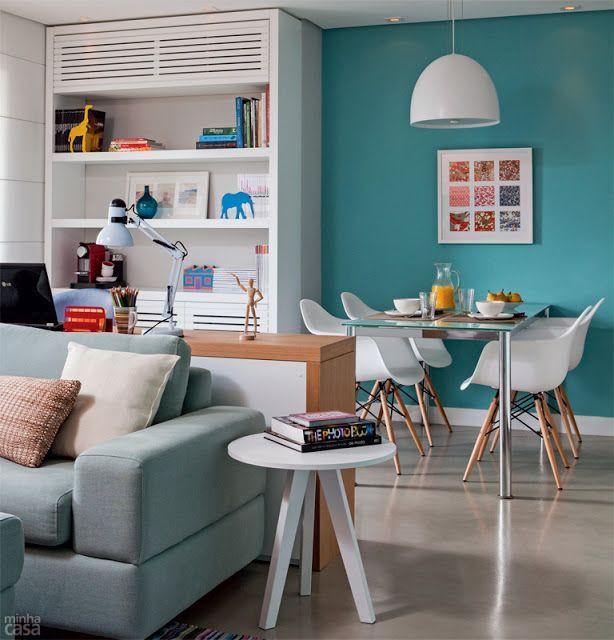 Sala De Jantar Pequena Veja 70 Modelos Com Dicas E Fotos
