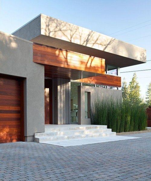 Telhado embutido mais de 70 modelos para se inspirar for Casa moderna 64