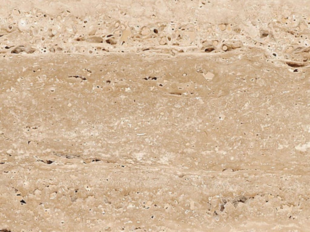M rmore travertino veja as vantagens e 70 modelos incr veis for Placa de marmol travertino