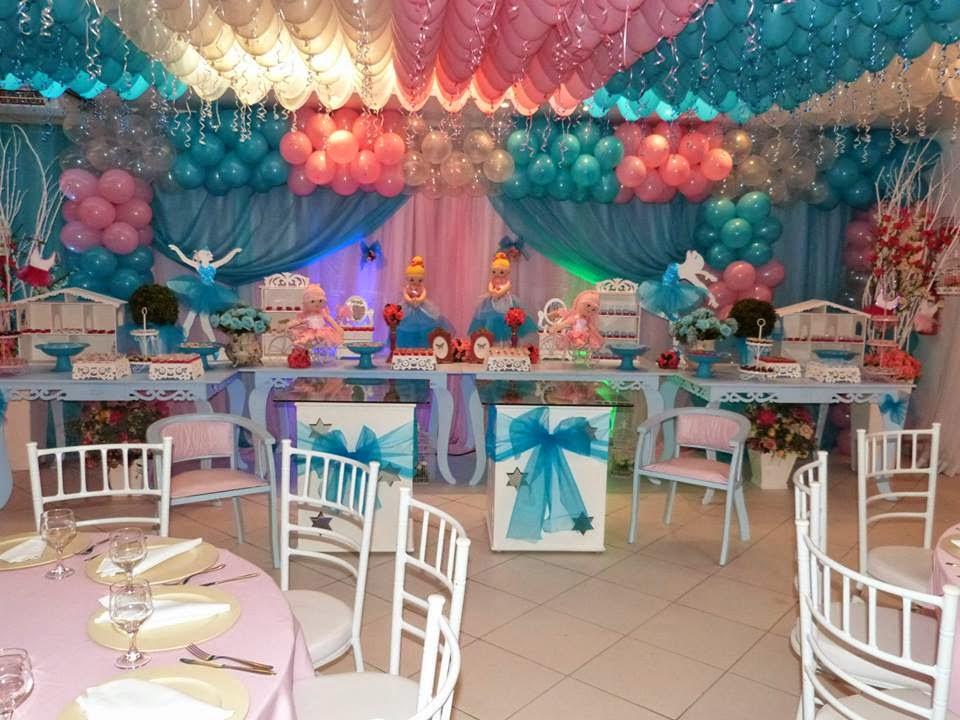 14ba77ce616 Festa Bailarina - Veja +80 Lindos Modelos com Dicas Incríveis