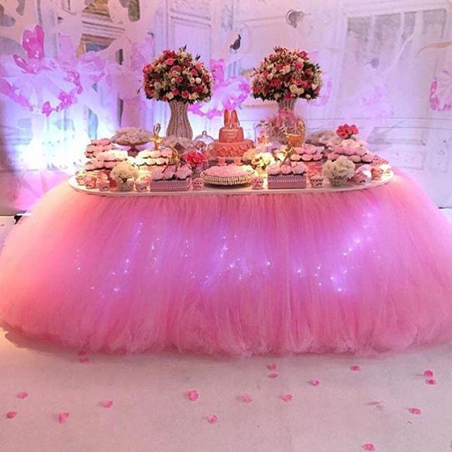 121c220869 Festa Bailarina - Veja +80 Lindos Modelos com Dicas Incríveis