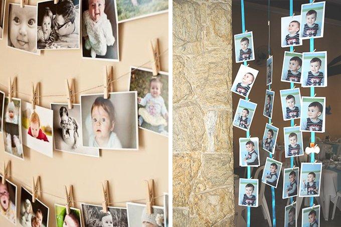 Decoraçao Com Foto ~ Decoraç u00e3o Com Fotos Veja 70 Modelos de Como Fazer