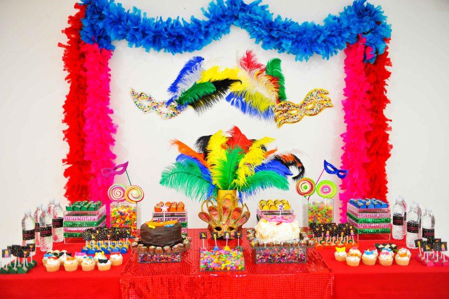 Decoração De Carnaval Veja 70 Imagens E Se Inspire