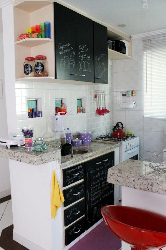 Como decorar uma cozinha linda