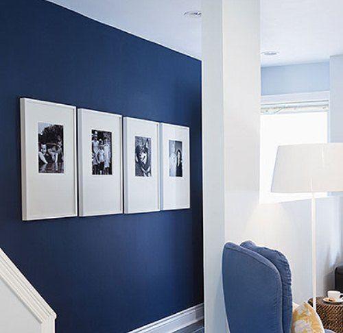 Cores que combinam com azul para pintar paredess