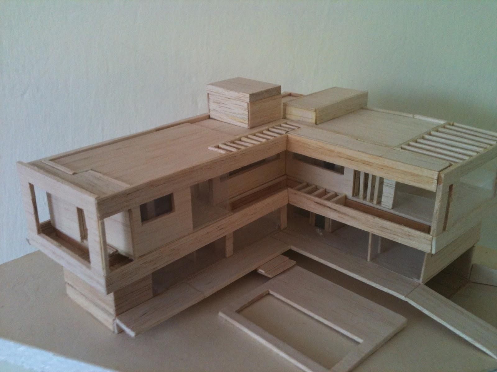 Maquete de prédio
