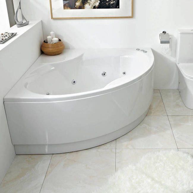 Alocando uma banheiro de mandeira moderna e diferente