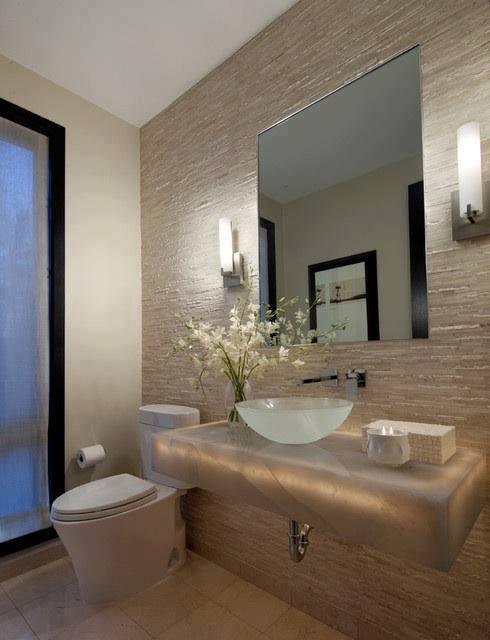 Banheiro quadrado grandee