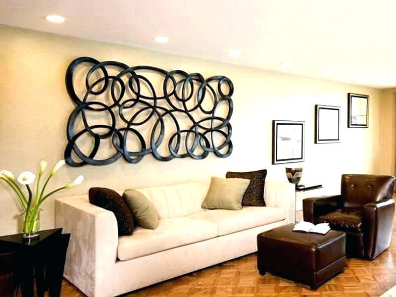 quadro criativo e estiloso para realçar uma decoração