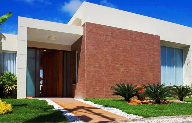 tijolos expostoss par tom de modernidade