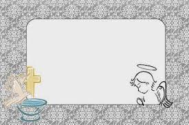 Convites Para Padrinhos De Batismo Veja 50 Modelos Lindos Para Você
