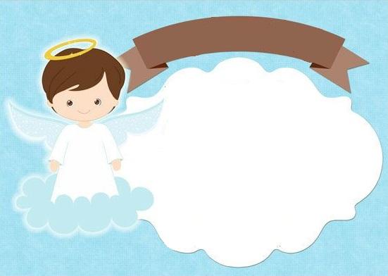 Convites Para Padrinhos De Batismo Veja 50 Modelos Lindos Para Voce