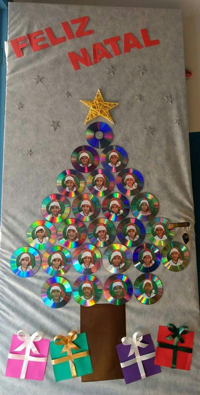 Decoração De Natal Para Escola Veja 30 Modelos E Se Inspire