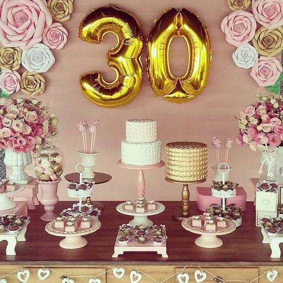 festa de 30 anos 2
