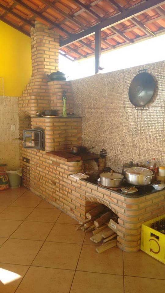 churrasqueira de alvenaria 2