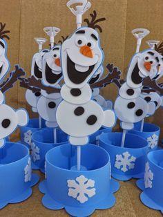 Lembrancinhas Da Frozen Veja 60 Modelos E Como Fazer A Sua