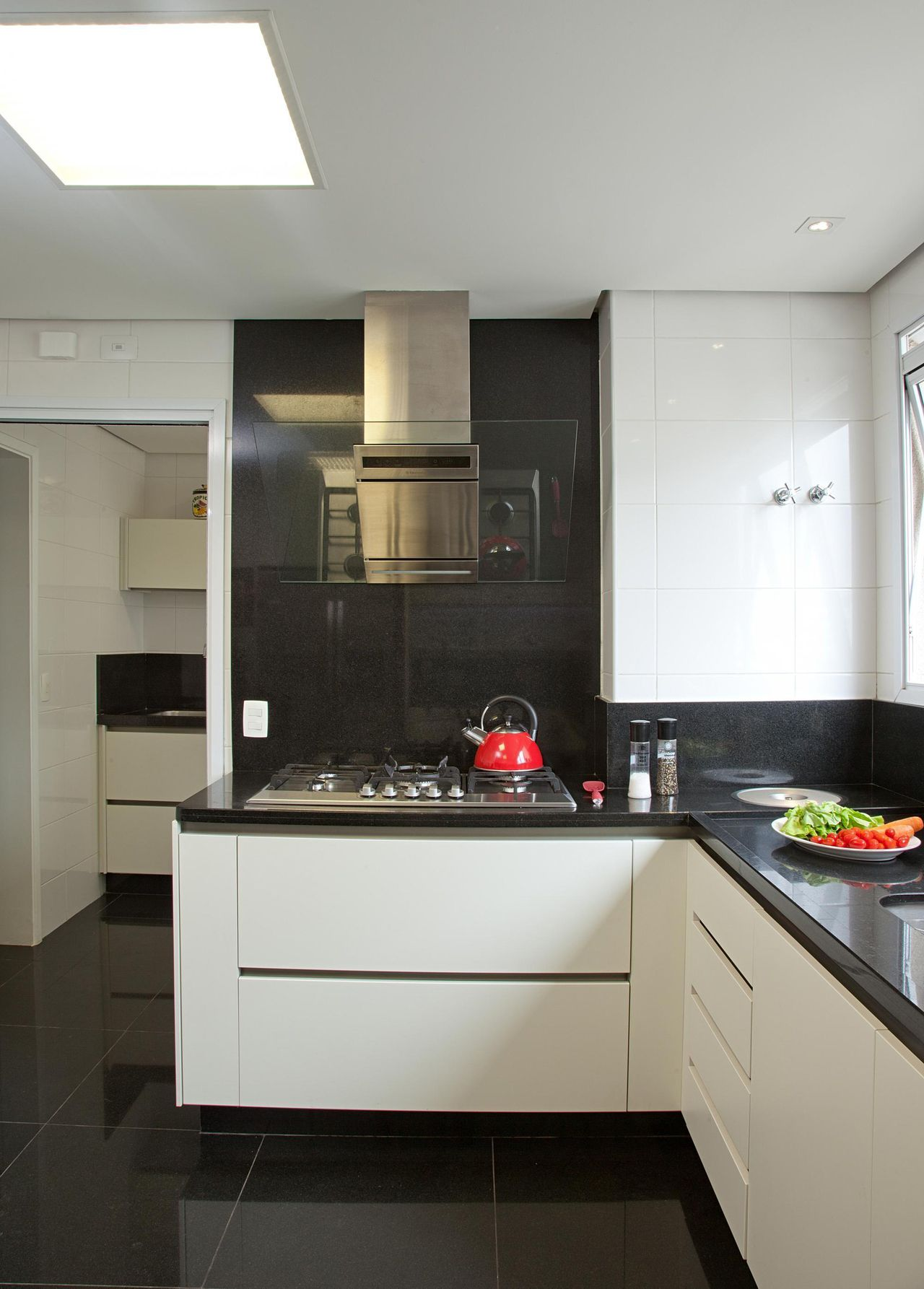 Decoração de cozinha simples 2