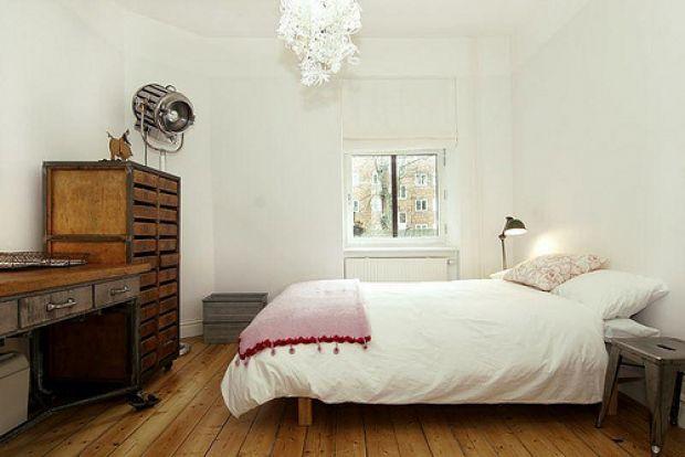 Decoração rustica para quarto