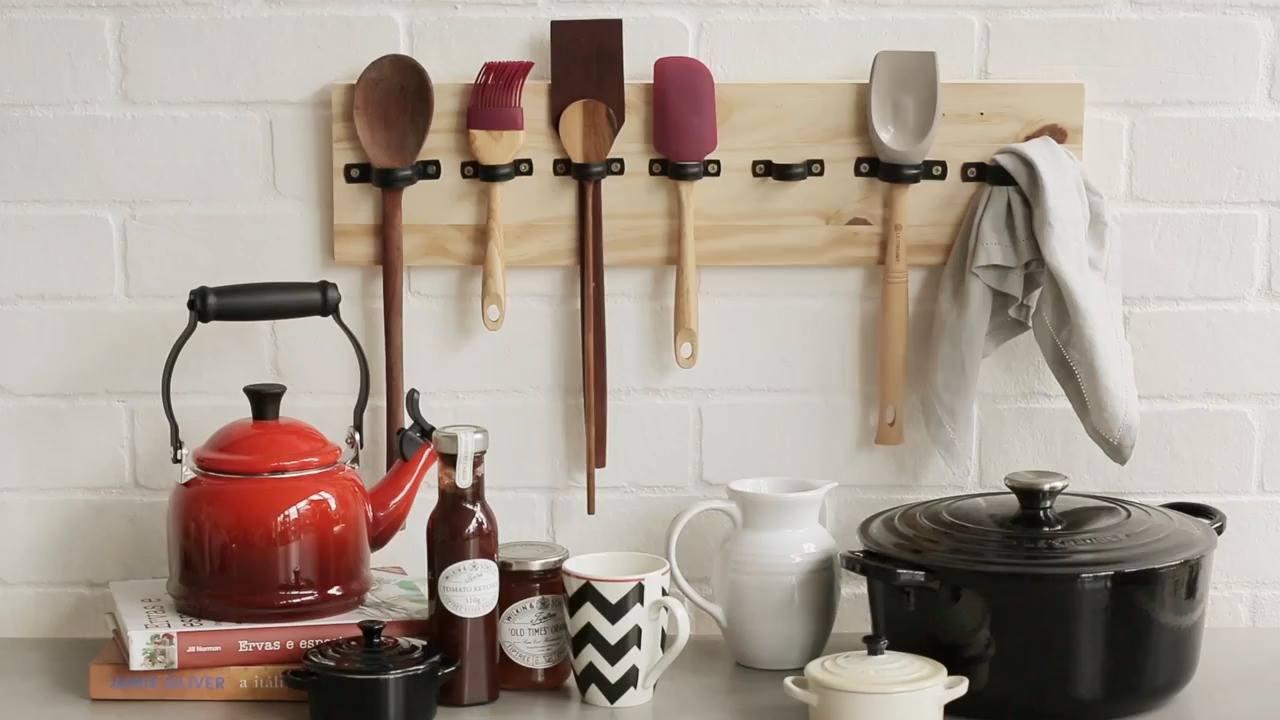 Enfeites de louça para cozinha