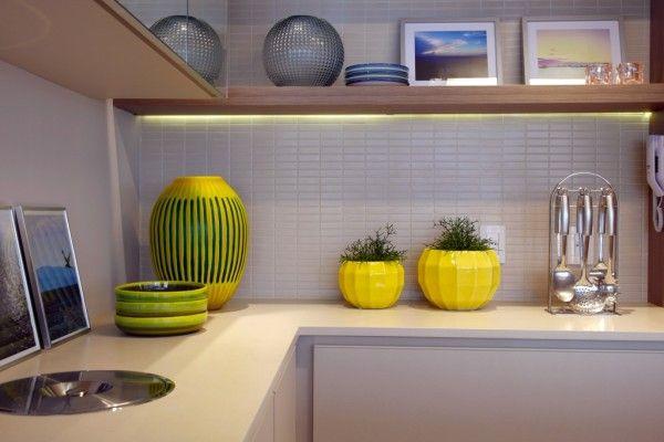 Enfeites para cozinha moderna