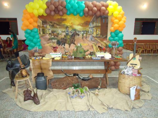 Festa country infantil