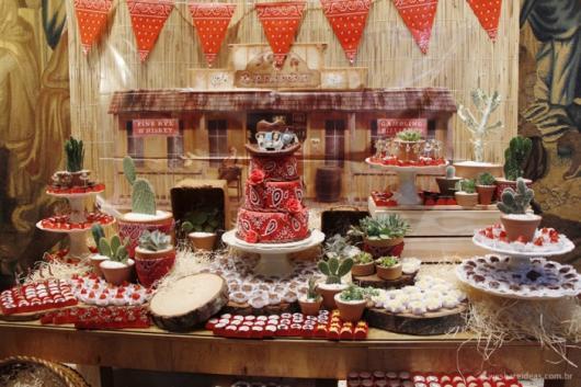 festa country de aniversário