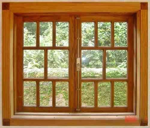tipos de janelas de madeira