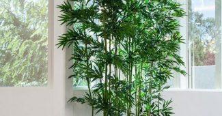 bambu grande articial da sorte