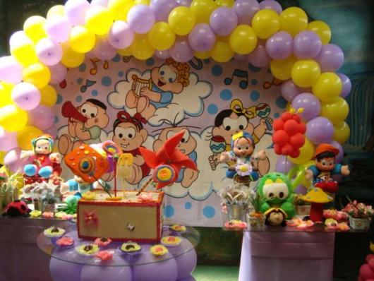 Festa turma da Mônica baby