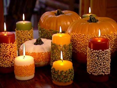 velas perfumadas na sua casa