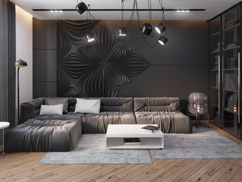 iluminação decorativa moderna