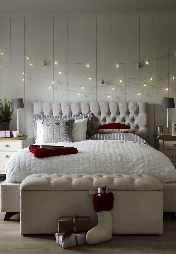luzes claras na parede decorando seu ambiente