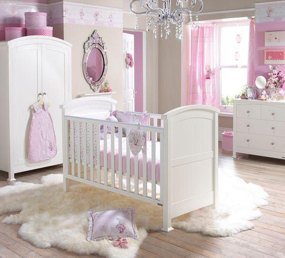 quarto lilás para bebês
