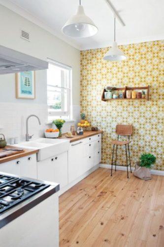 Luzes em trilho na sua decoração de cozinha