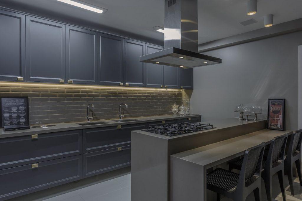 Usando o neutro do cizna na cozinha