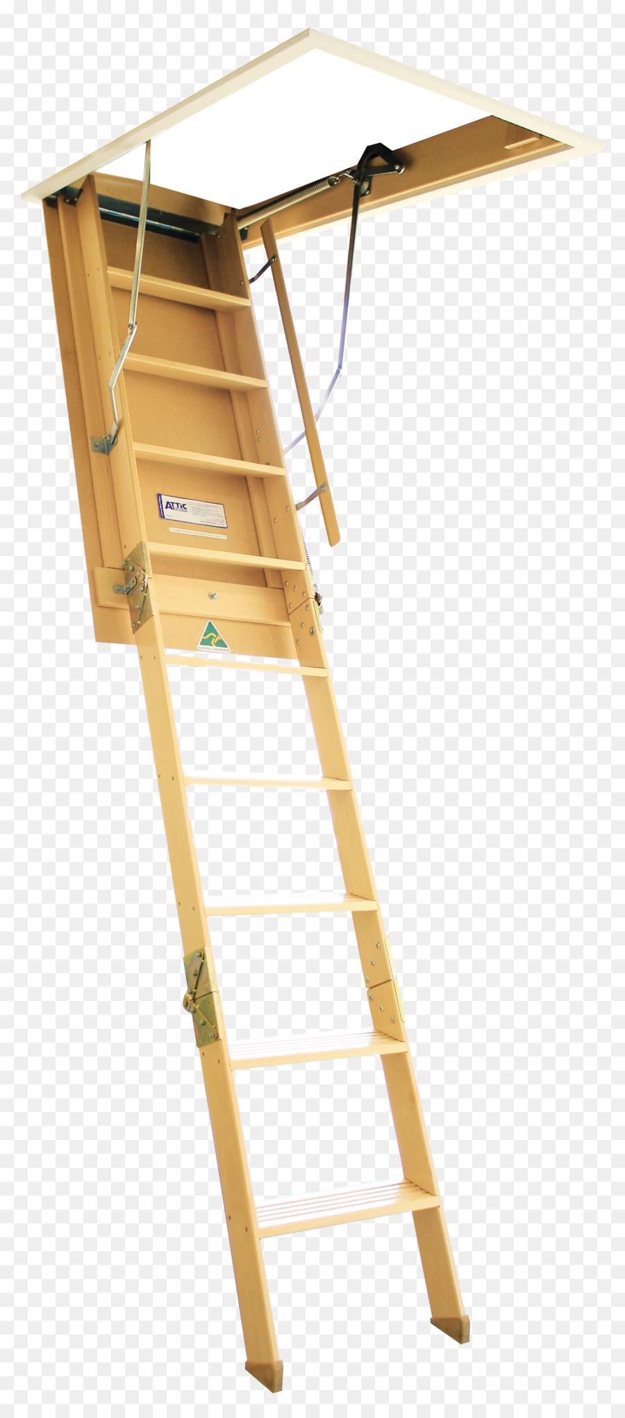 escada para sotão moderna e dobravel
