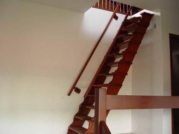 escada para sotão