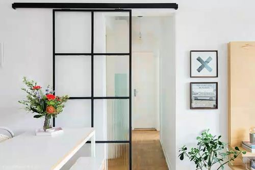 porta de vidro para sala de correr