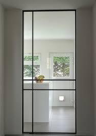 porta pequena de vidro blindex para quarto