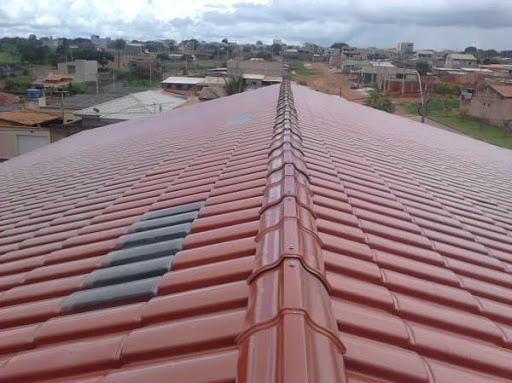 telhado com telha francesa das antigas