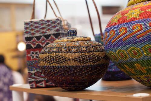potes decorativos artesanais