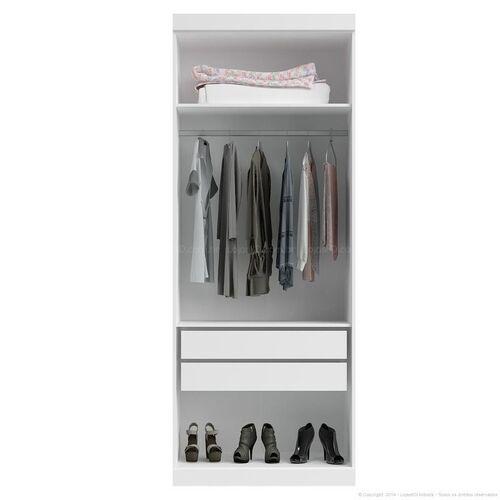 closet pequenos em mdf modulaod